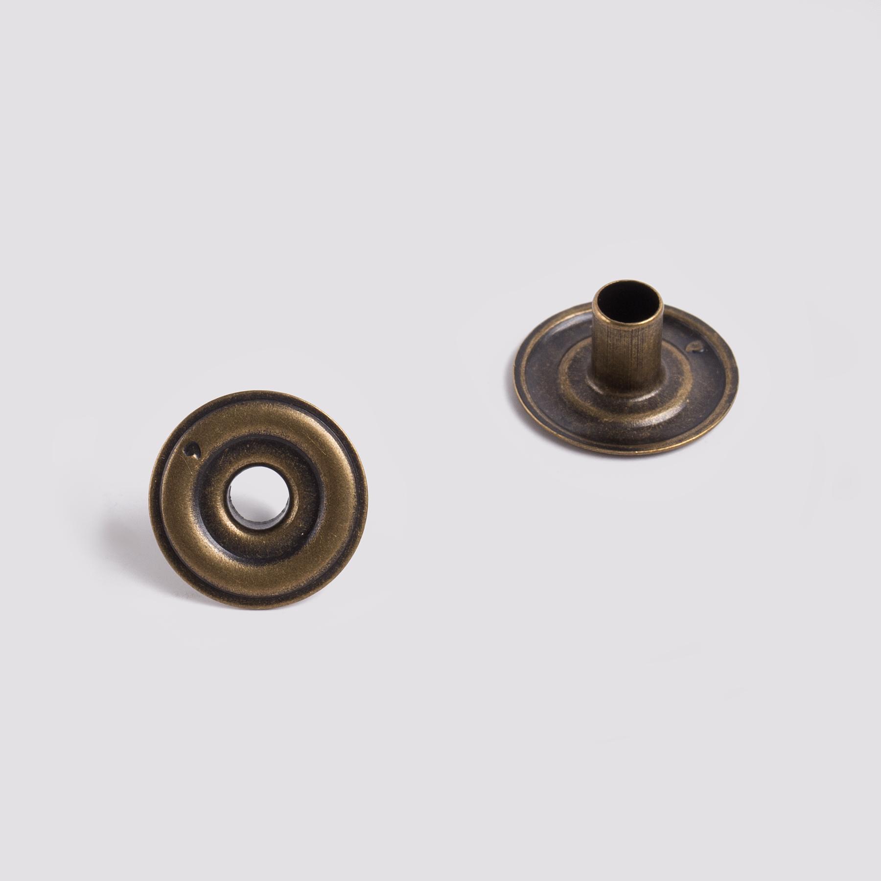 13mm Brass Snap Fasteners